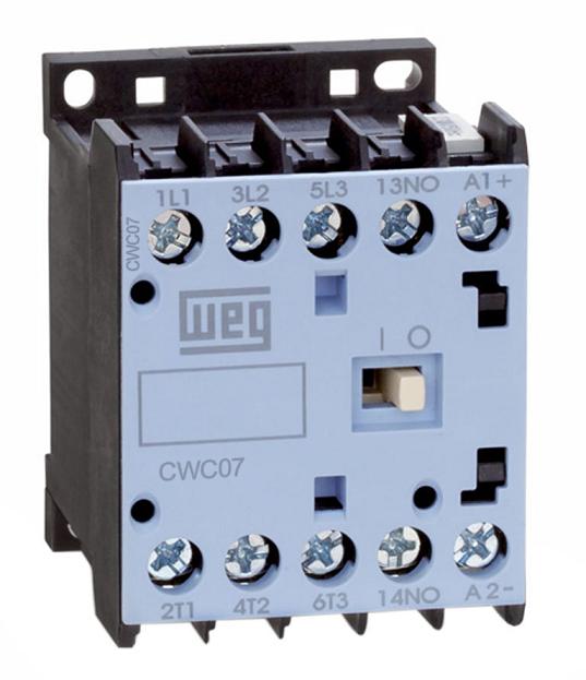 Minicontator CWC07 - 24Vdc