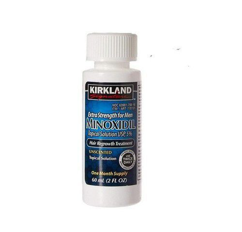 Minoxidil 1 Unidade 60ml para 1 Mês