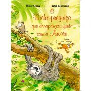 O bicho-preguiça que desapareceu junto com a árvore