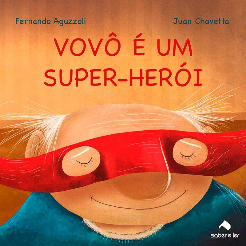 Vovô é um super-herói