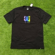 Camiseta dc star trip preta