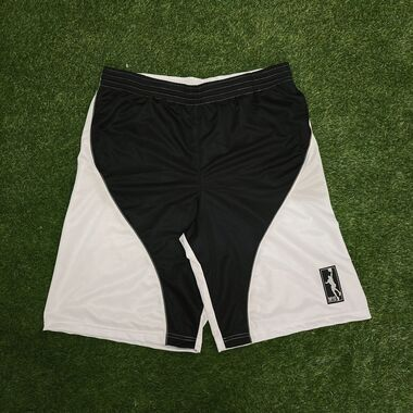 Bermuda m10 preta/branca 0452