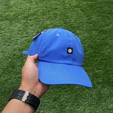 Boné element fluky dad hat azul claro