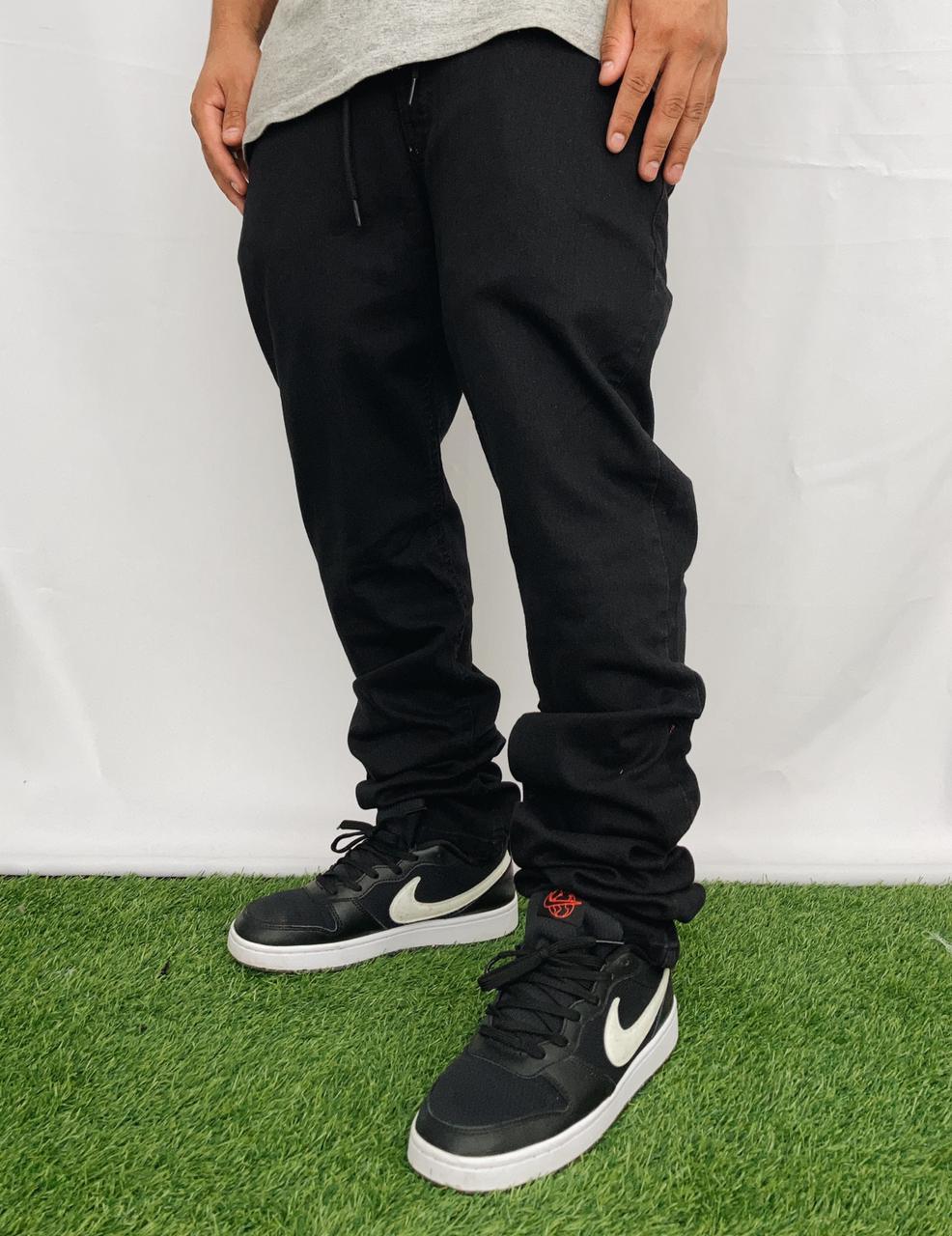 Calça element jeans essentials black
