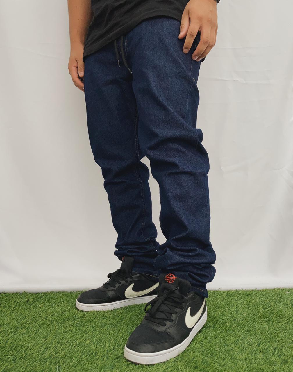 Calça element jeans essentials marinho
