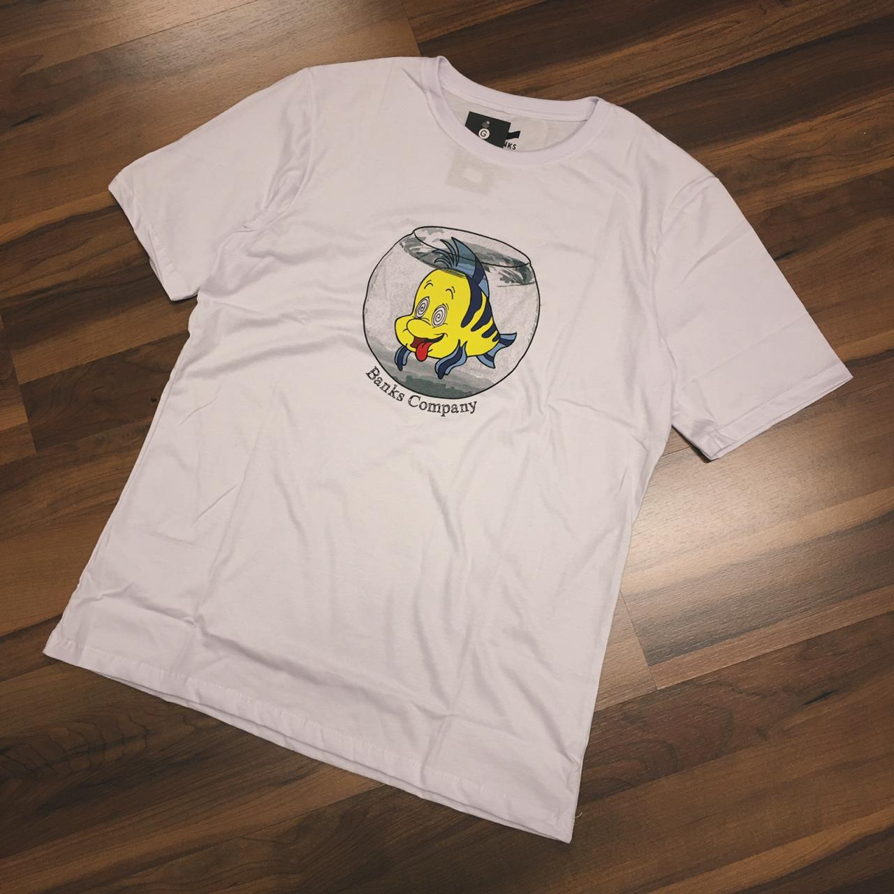 Camiseta Banks Linguado