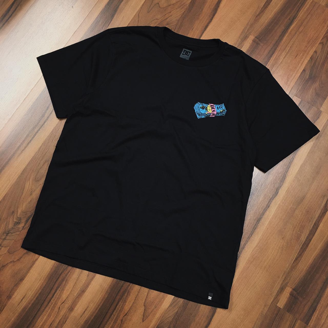 Camiseta DC benjamin stack