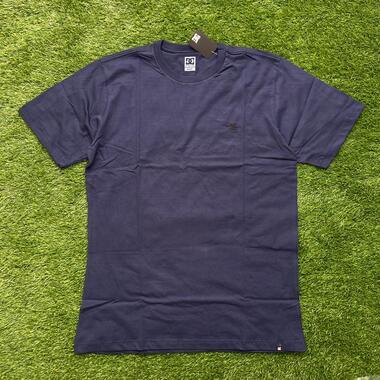 Camiseta dc embroidery marinho