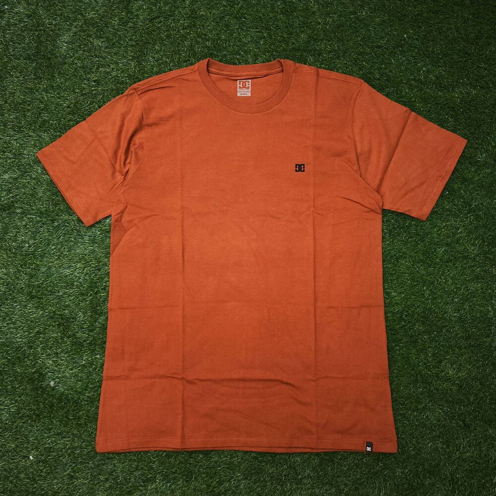 Camiseta dc embroidery telha 0261