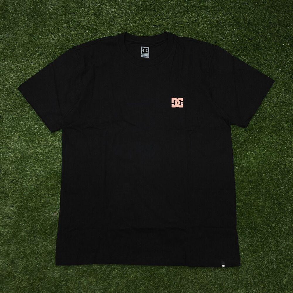 Camiseta dc shoes 2 preta 0259