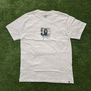 Camiseta dc star drip white 0243