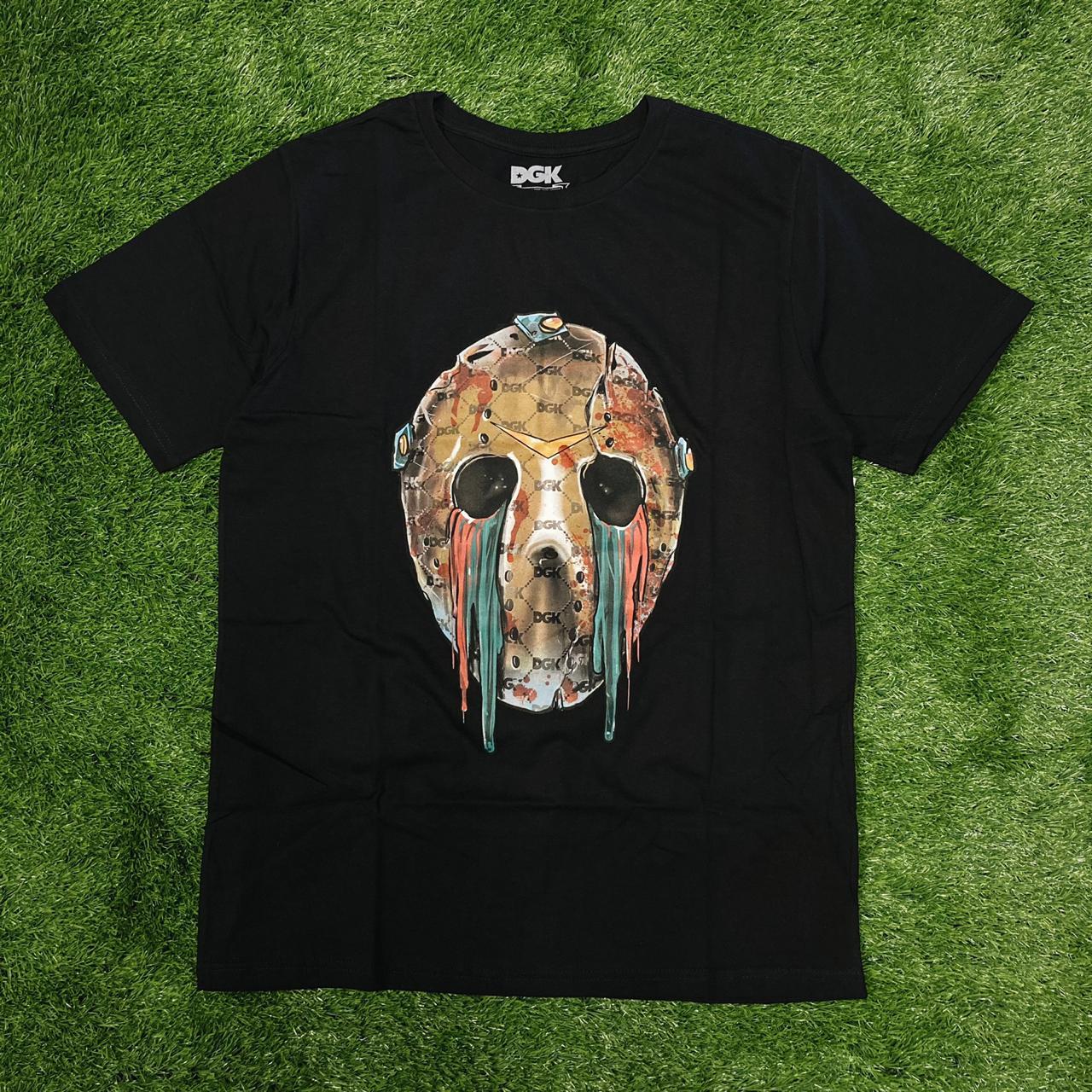 Camiseta dgk hooligan black