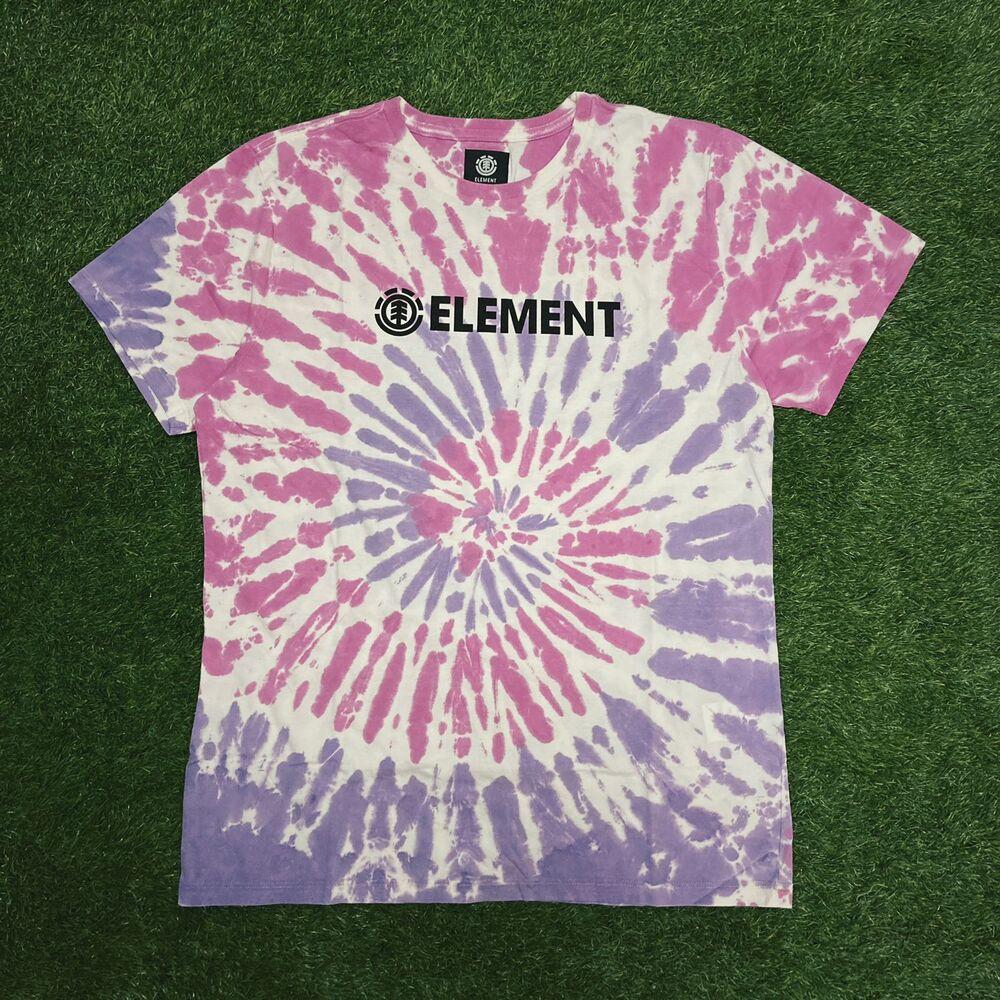 Camiseta element m/c purple rain roxo 0086