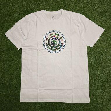 Camiseta element santoro white 0401