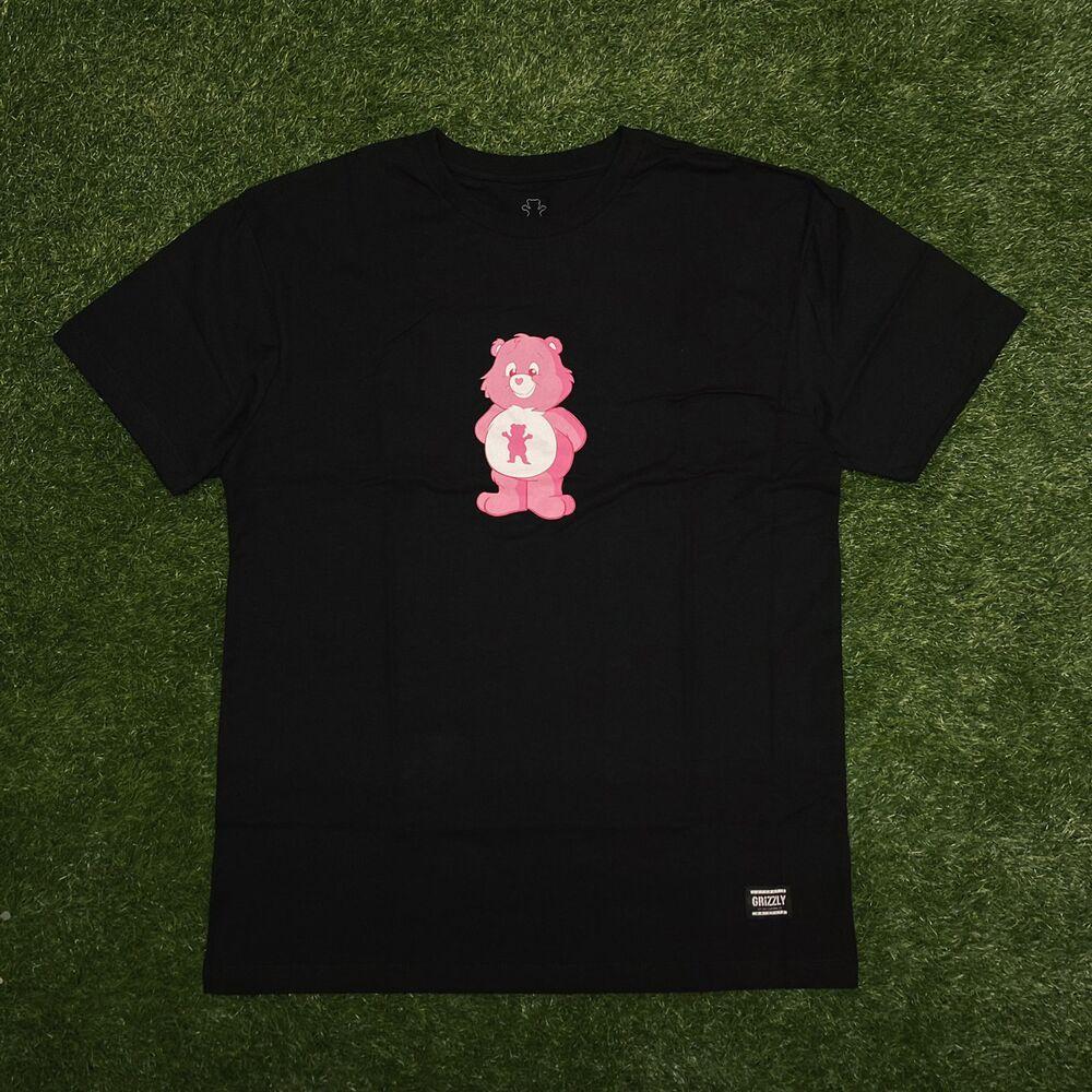 Camiseta grizzly positive bear ss tee black