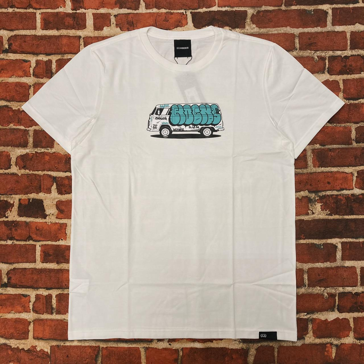 Camiseta hocks kombi