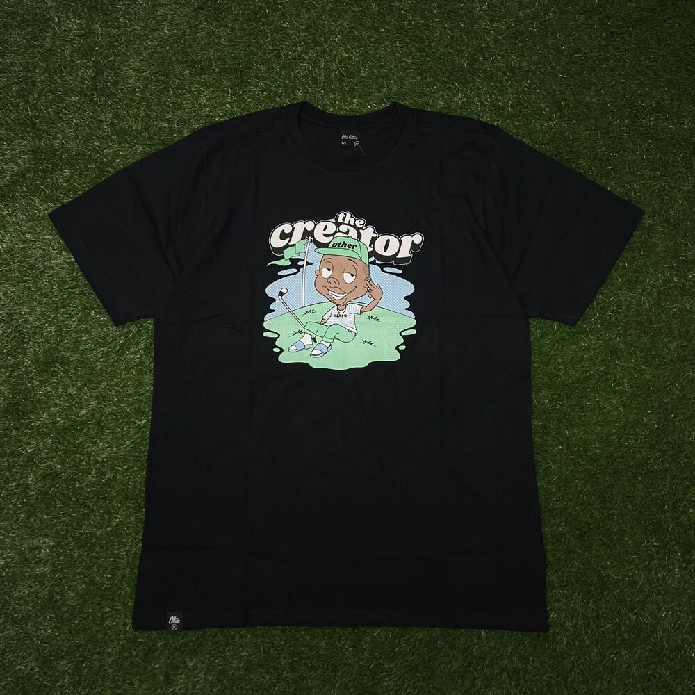 Camiseta Other Culture  Creator Preta 1749