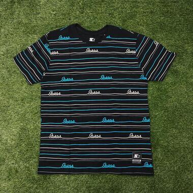 Camiseta starter esp black t558a