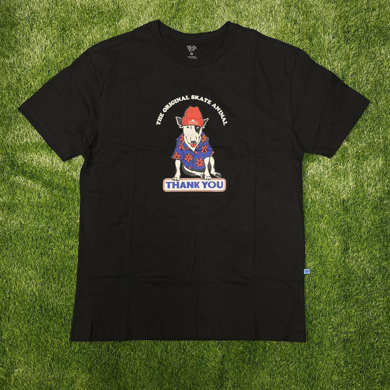 Camiseta thankyou party animal black