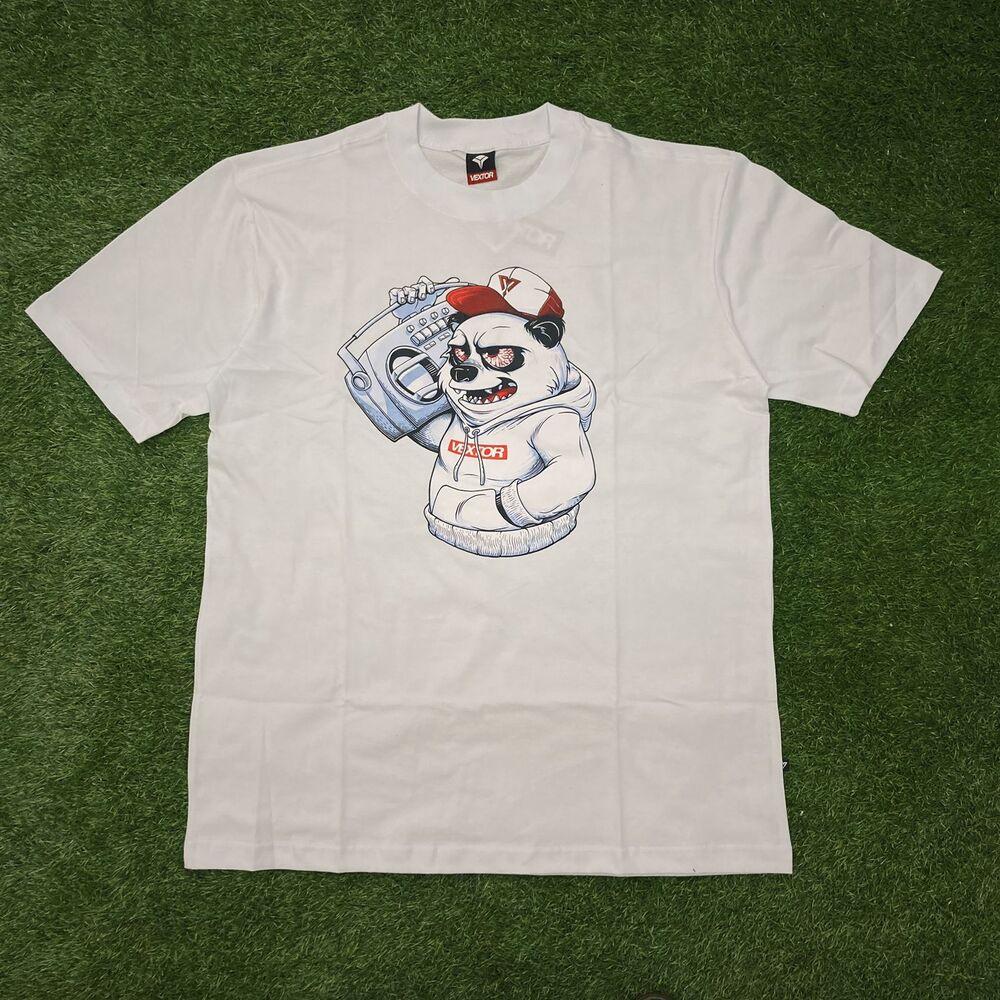 Camiseta vextor 0101 branca