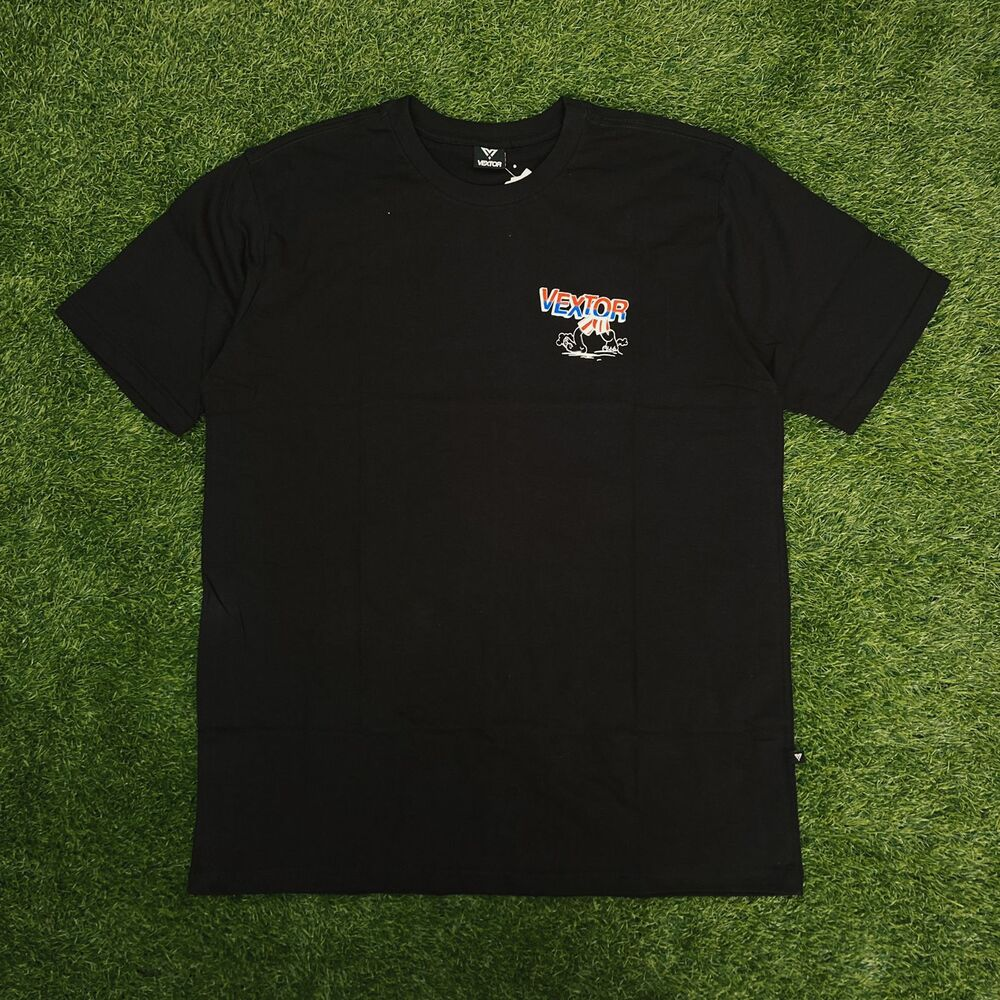 Camiseta vextor 0106 black