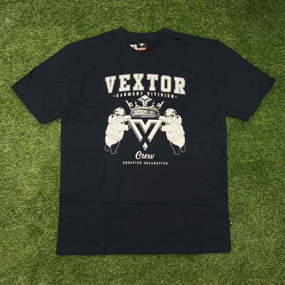 Camiseta vextor 0117 azul marinho