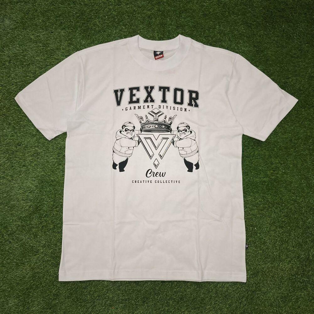 Camiseta vextor 0117 branca
