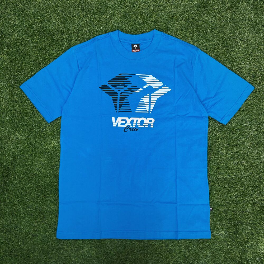 Camiseta vextor 0118 azul