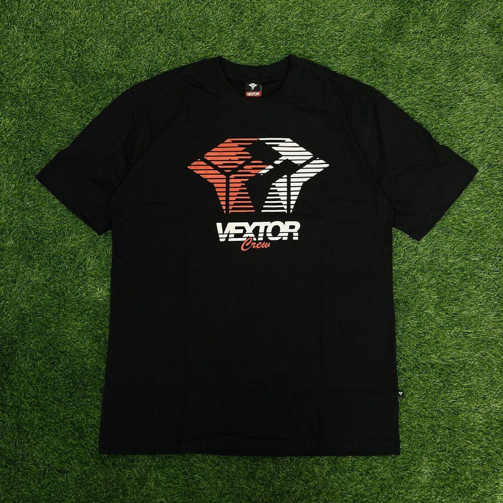 Camiseta vextor 0118 black
