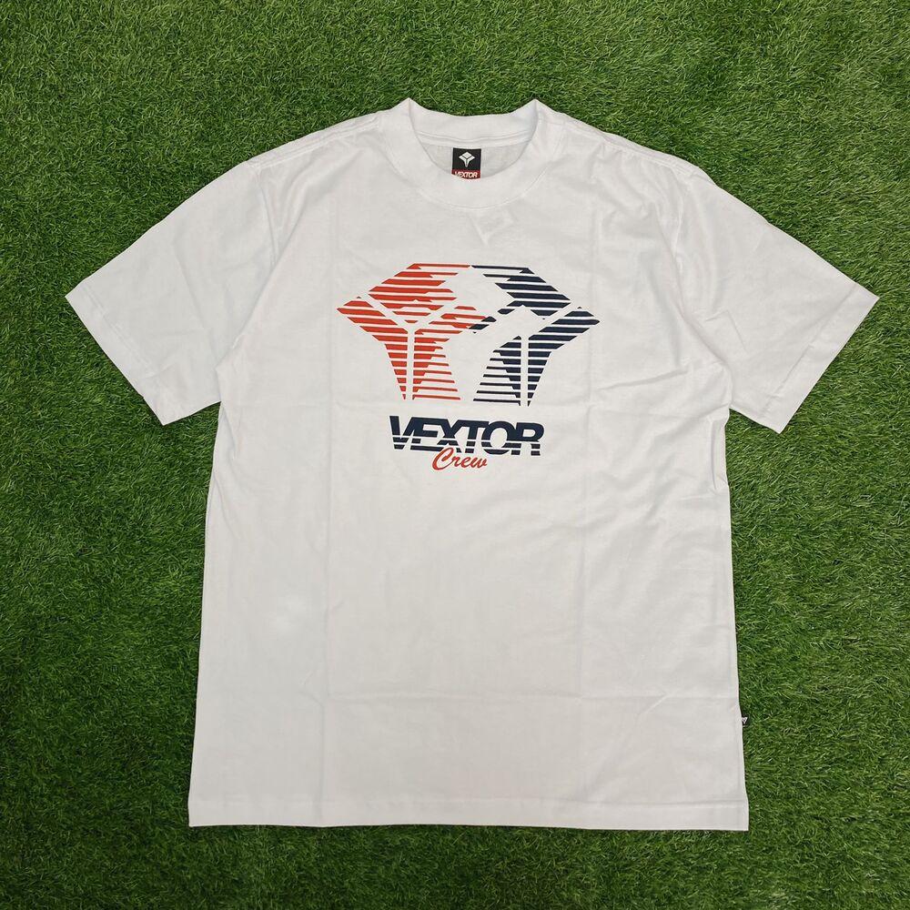 Camiseta vextor 0118 white