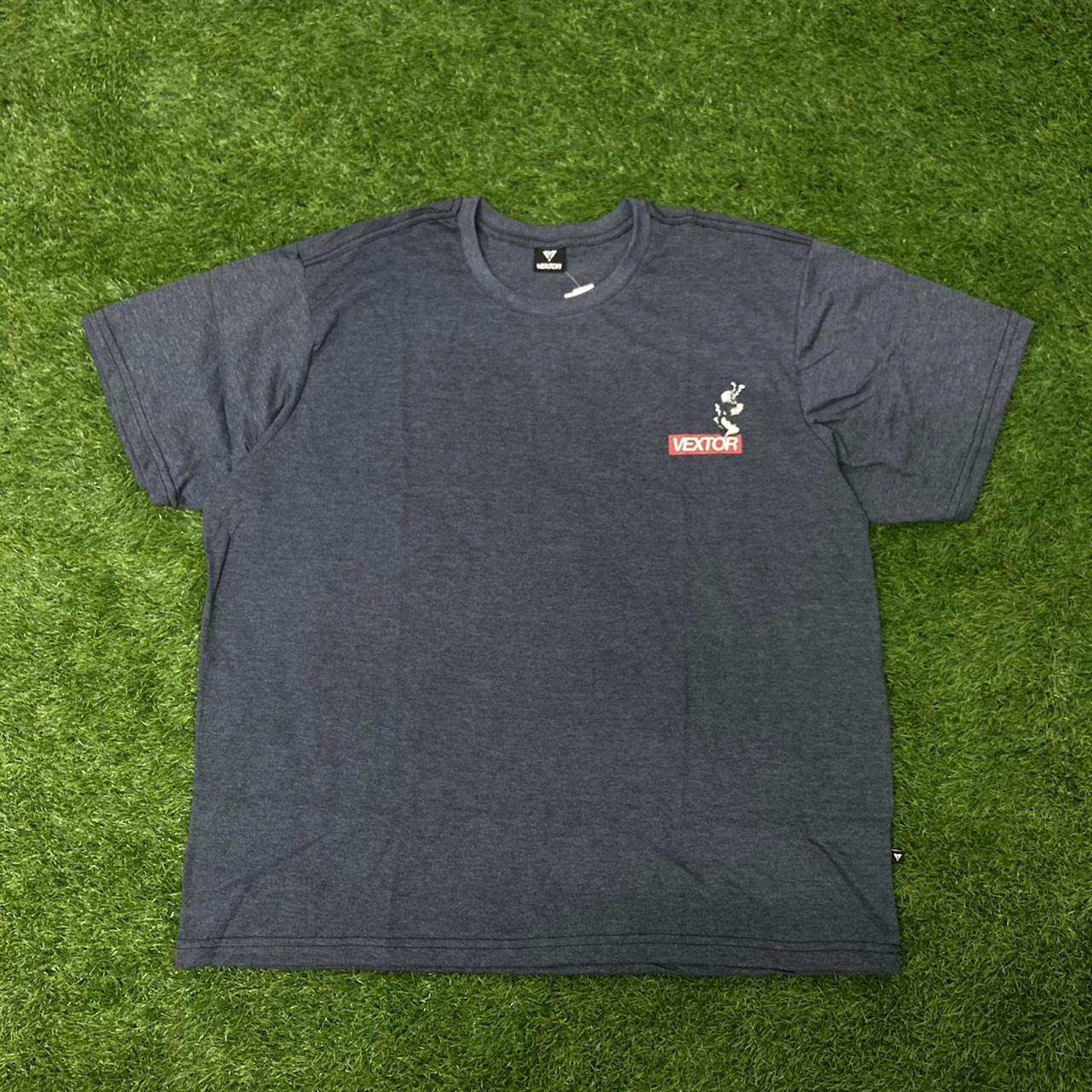 Camiseta vextor extra 3100 azul
