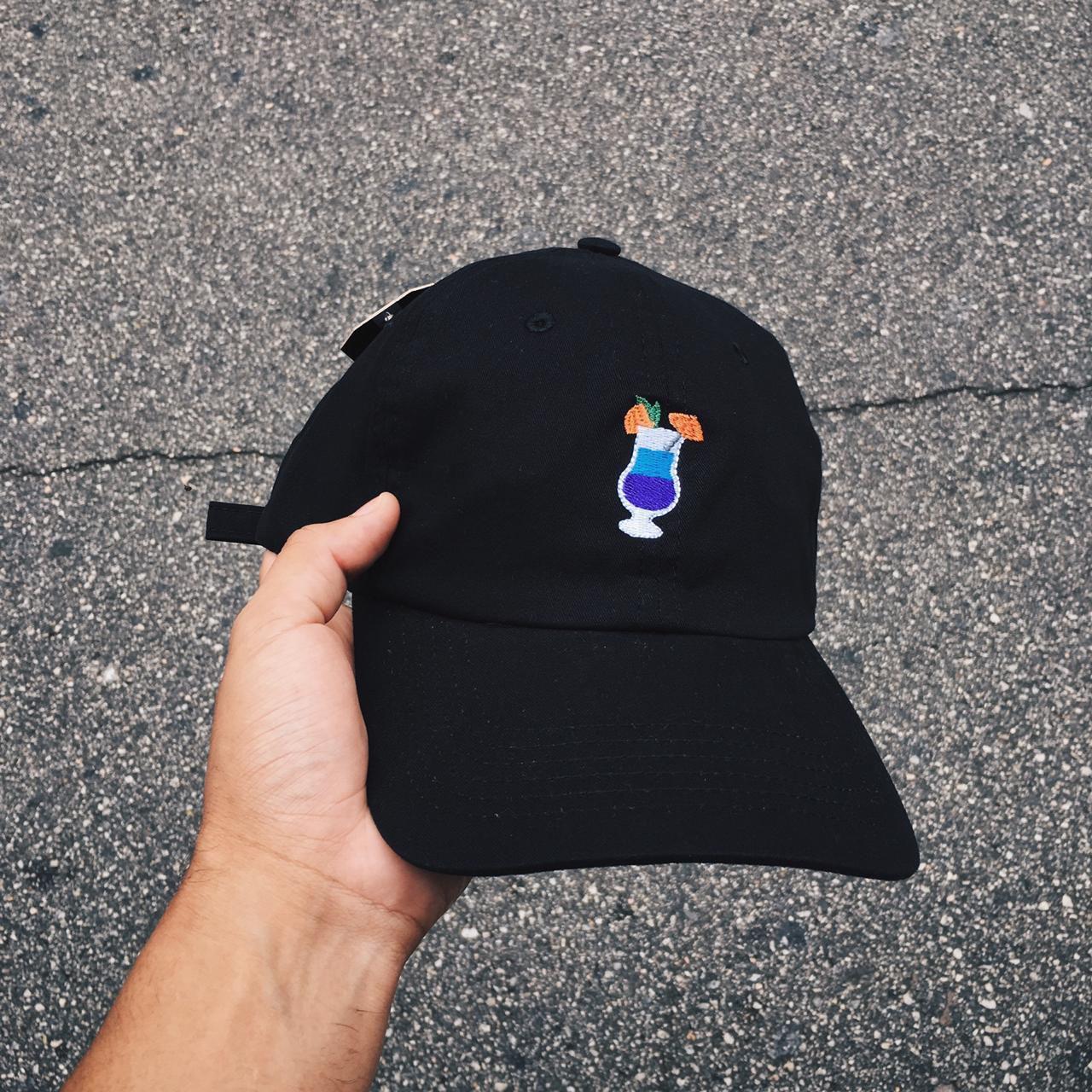 Boné Free Session dad hat strap back
