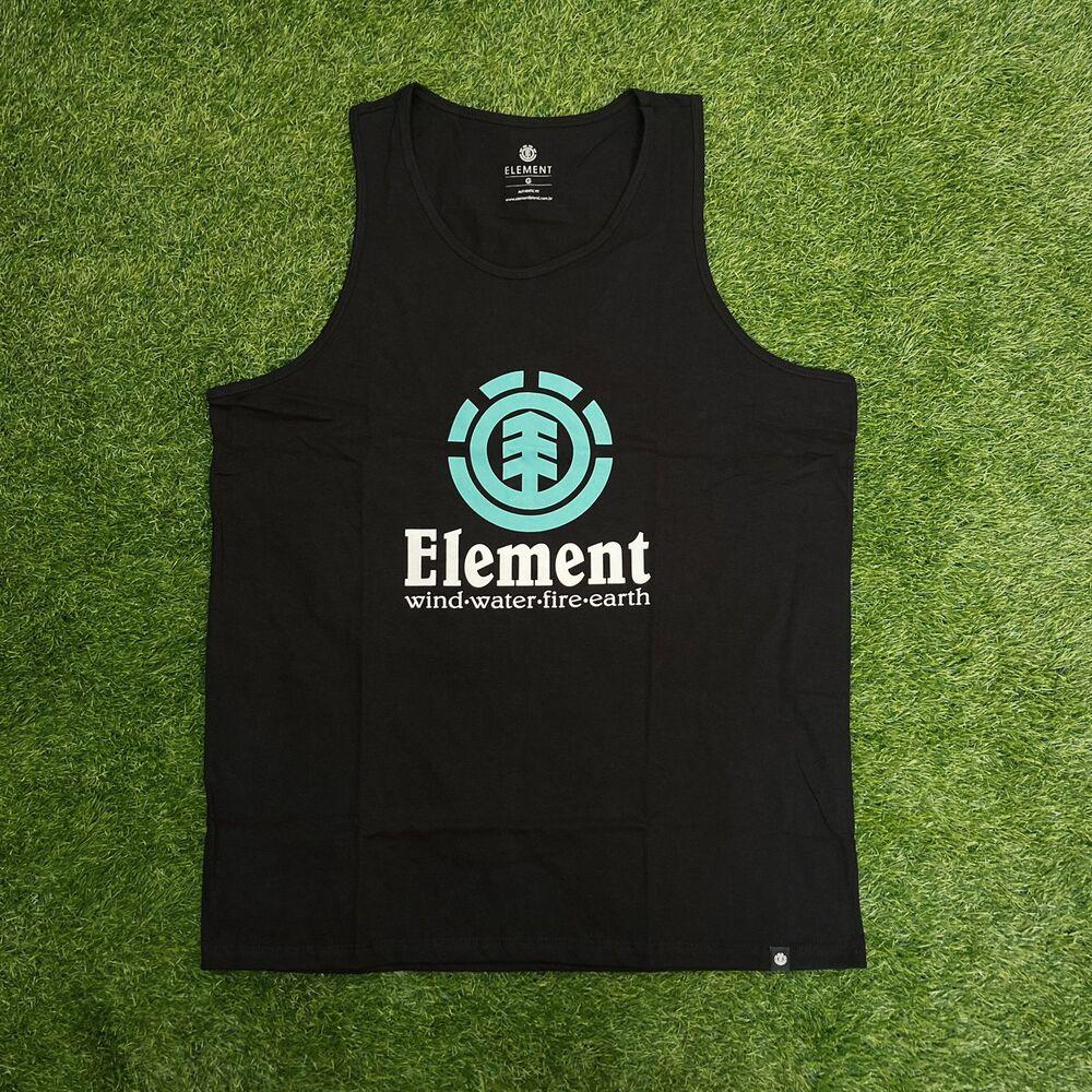Regata element vertical preta 0032