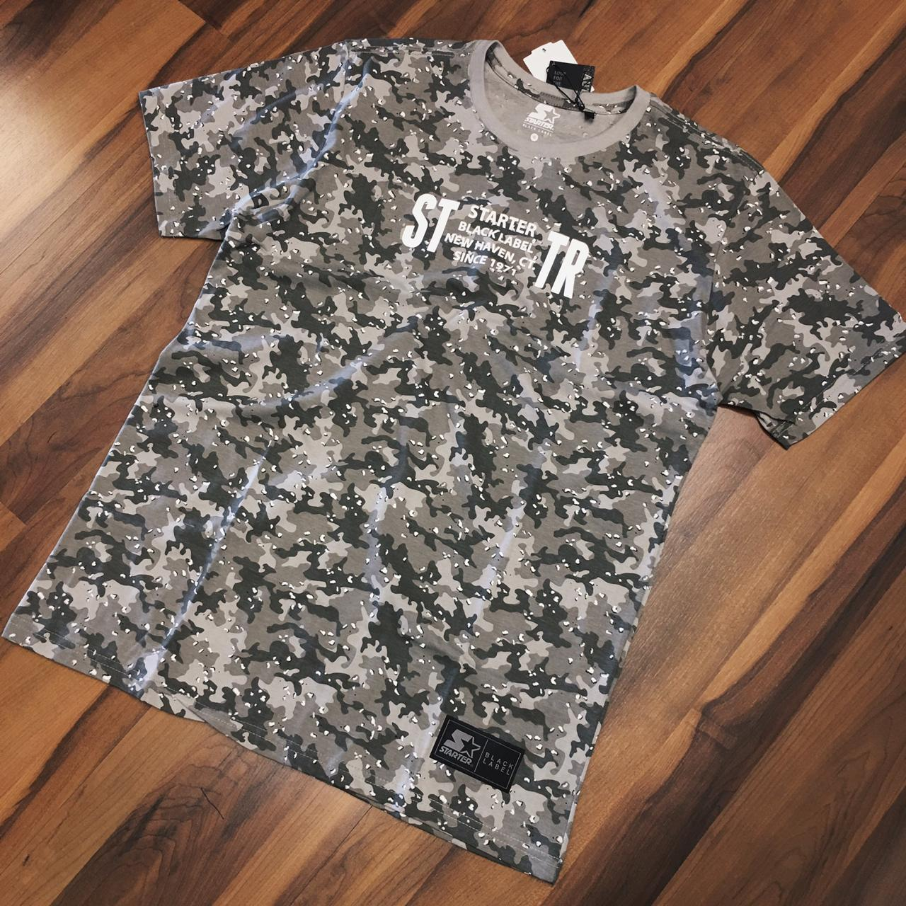 Camiseta Starter camu