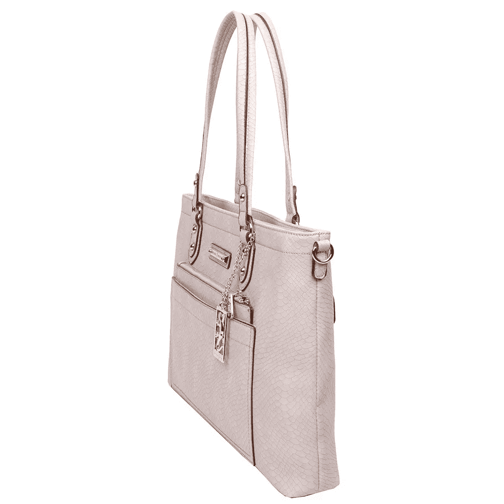 Bolsa Feminina Executiva Fellipe Krein - Nude