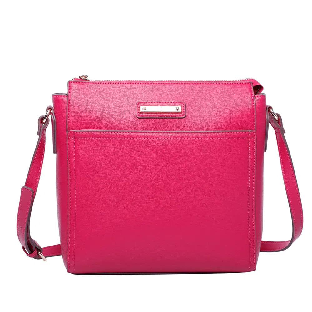 Bolsa Transversal Fellipe Krein FK341 - Napa Soft Pink