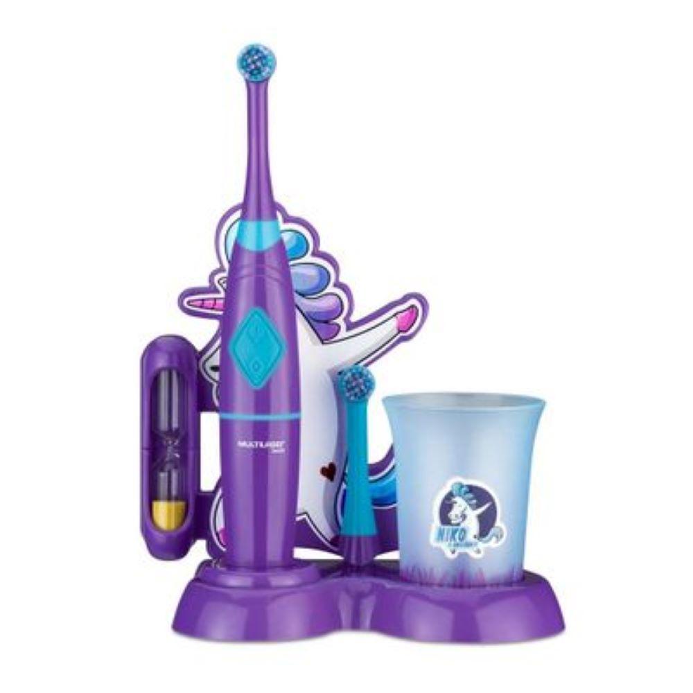 Escova Dental Unicórnio Infantil Multilaser HC054