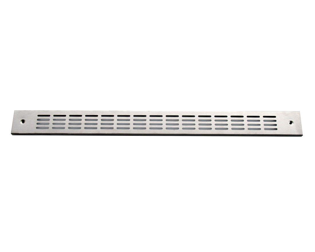 Grade De Ventilação Forno De Embutir Inox 60 CM