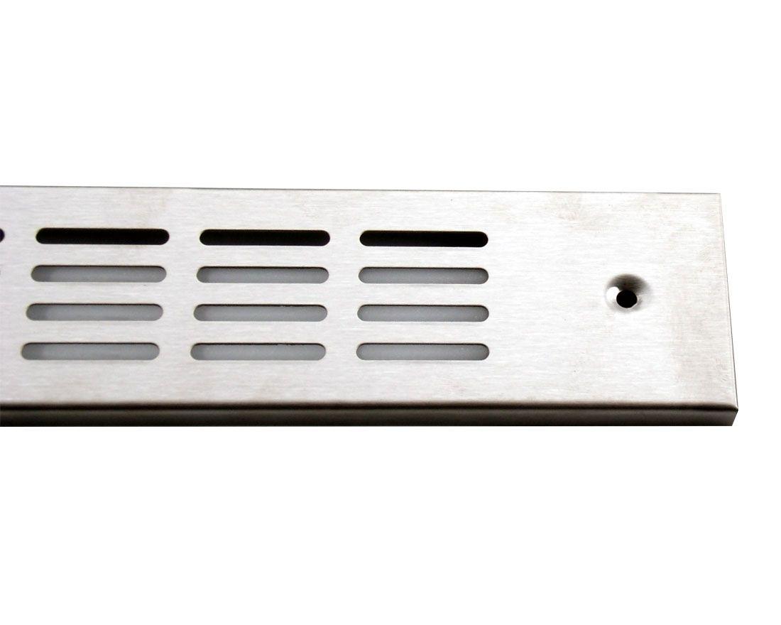 Grade De Ventilação Forno De Embutir Inox 66 CM