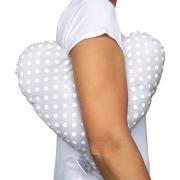 Almofada Coração Mastectomia P