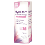 Gel Hidratante Hyalufem - Ressecamento Intimo  - Acido Hialurônico