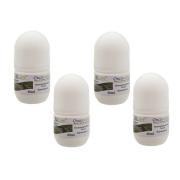 Kit Desodorante Suave - Sem Álcool Hipoalergênico - 4 unid
