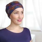 Turbante Sophie Viscose Mary Color