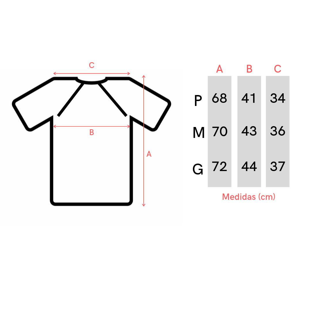 Camiseta Cateter Porth-a-Cath - Quimioterapia - Preta