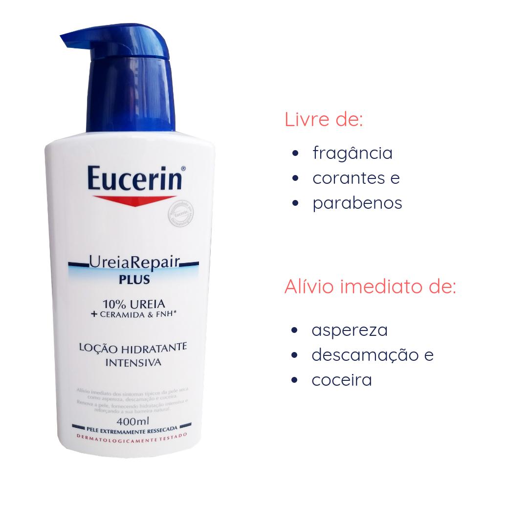 Loçao Hidratante Eucerin Complete Repair 10% Ureia 400ml