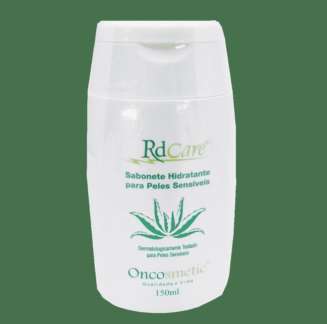 Sabonete Hidratante 150ml - Quimioterapia Radioterapia