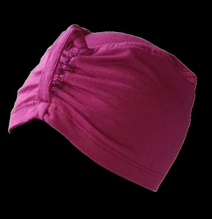 Touca de Dormir - Touca Sleep Pink