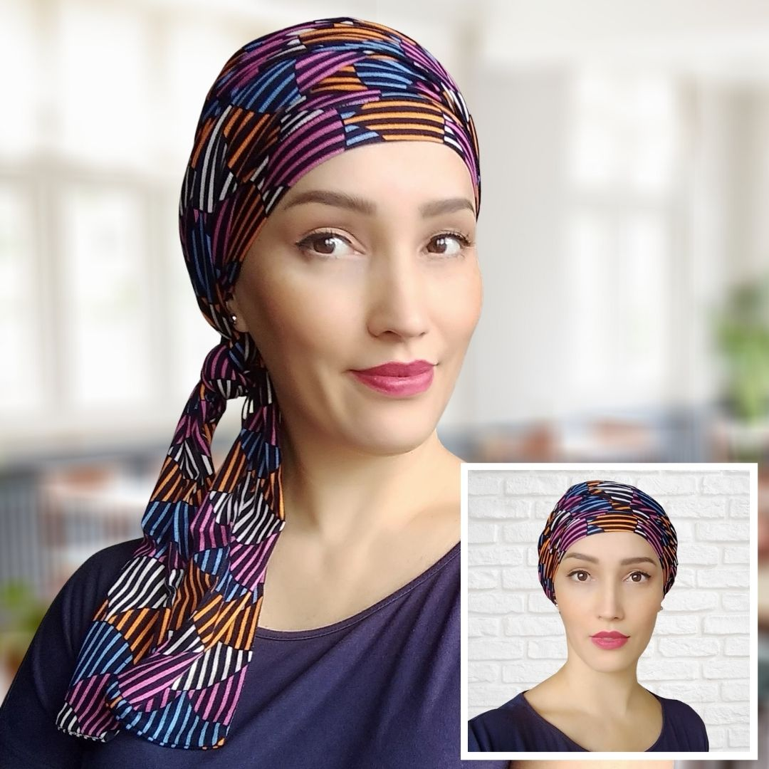 Turbante Feminino Turbanfaixa Mary Color
