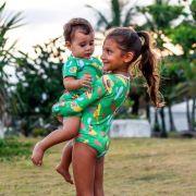 Maiô Infantil Proteção Solar - Mexicano