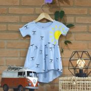 Vestido Infantil THE SUMMER